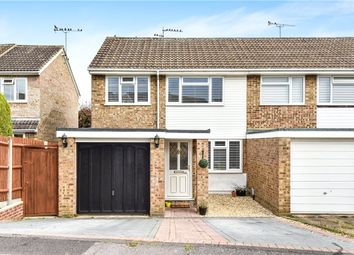 Thumbnail 3 bed end terrace house for sale in Partridge Avenue, Yateley, Hampshire