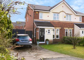 3 bed semi-detached house for sale in Edensor Close, Wigan WN6