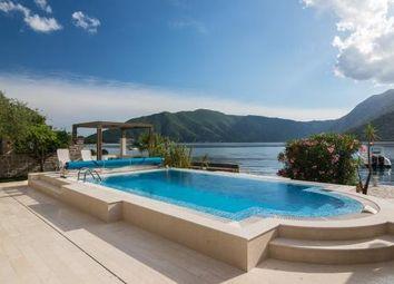 Thumbnail 7 bed property for sale in Waterfront Villa, Risan, Kotor Bay, Montenegro