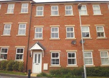 Thumbnail 4 bed town house to rent in Bramble Square, East Ardsley