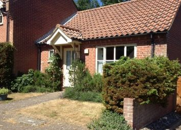 Thumbnail 1 bedroom bungalow to rent in The Sheltons, Fakenham