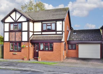 4 bed detached house for sale in Tudor Manor Gardens, Watford WD25