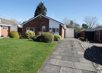 Thumbnail 3 bed detached bungalow for sale in Burnet Close, Padgate, Warrington