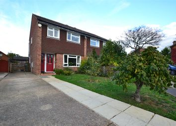 3 bed semi-detached house for sale in Poynes Road, Horley RH6