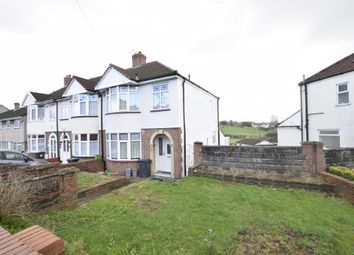 Thumbnail 3 bed end terrace house to rent in Speedwell Road, Bristol