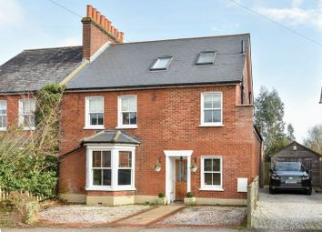 Thumbnail 5 bedroom semi-detached house for sale in Glebe Road, Ashtead