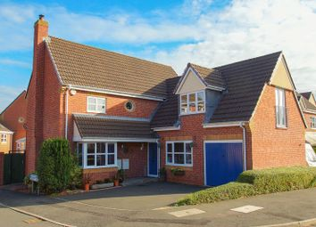 Thumbnail 4 bed detached house for sale in Lily Green Lane, Brockhill, Redditch, Worcs