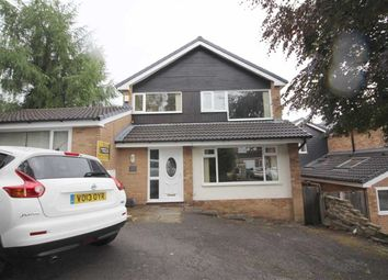 Thumbnail 5 bed detached house to rent in Peel Mount, Bury, Lancs