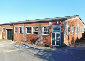 Thumbnail Warehouse to let in Former Bbr Premises, King Street Industrial Estate, Broseley, Shropshire