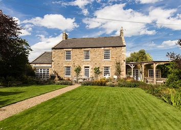 Thumbnail 4 bed detached house for sale in The Farmhouse, Causey Hill, Hexham, Northumberland