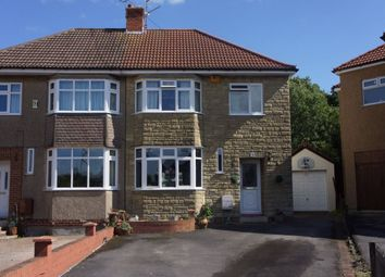 Thumbnail 3 bed semi-detached house for sale in Saltwell Avenue, Whitchurch Village, Bristol
