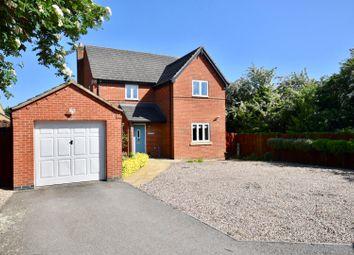 Thumbnail 3 bed detached house for sale in Gapstile Close, Desborough, Kettering