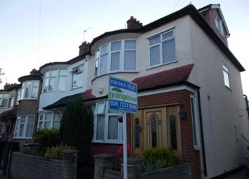 Thumbnail 4 bed end terrace house for sale in Lincoln Crescent, Bush Hill Park