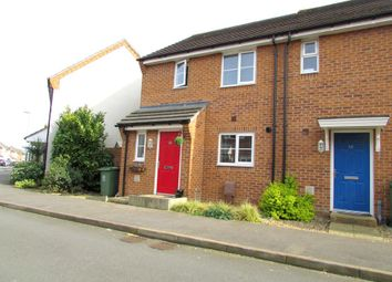 Thumbnail 2 bedroom end terrace house for sale in Cotton Road, Baffins, Portsmouth