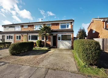 Thumbnail 3 bed semi-detached house for sale in Albermarle Drive, Grove, Wantage