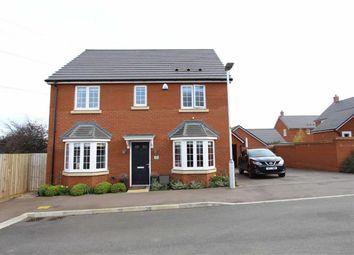 Thumbnail 4 bed detached house for sale in Vesta Grove, Leighton Buzzard