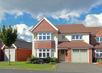 Thumbnail 4 bed detached house for sale in 1 Hoop Mill, Hadley, Telford