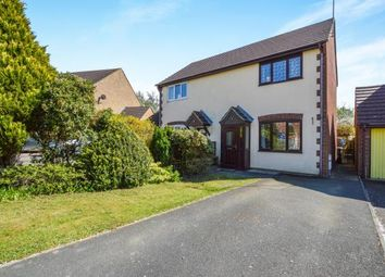 Thumbnail 2 bedroom semi-detached house for sale in Webbs Wood, Peatmoor, Swindon, Wiltshire