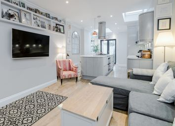 Thumbnail 3 bed terraced house to rent in Sandycombe Road, Kew, Richmond
