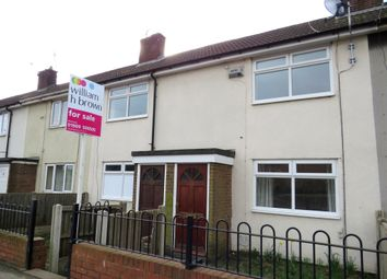 3 bed terraced house for sale in Doe Quarry Lane, Dinnington, Sheffield S25