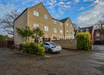 Thumbnail 4 bed town house for sale in Oak Square, Crowland, Peterborough