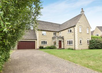 Thumbnail 5 bed detached house for sale in Oaklands, Cirencester
