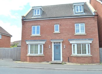 Thumbnail 5 bed detached house to rent in Kingsway, Quedgeley, Gloucester