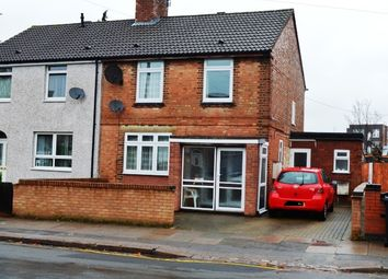 Thumbnail 4 bed semi-detached house for sale in Gwendolen Road, Leicester