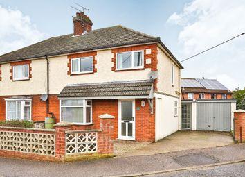 Thumbnail 3 bedroom semi-detached house for sale in Kings Road, Fakenham