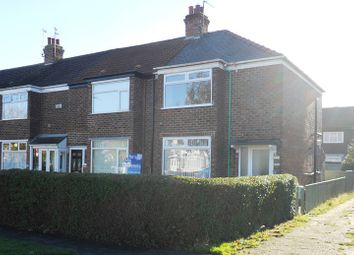Thumbnail 2 bed terraced house for sale in Weghill Road, Preston, Hull