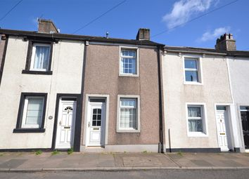 Thumbnail 2 bed terraced house for sale in Frizington Road, Frizington, Cumbria