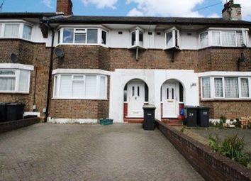 Thumbnail 3 bedroom terraced house to rent in Wilsden Avenue, Luton
