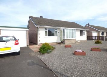 Thumbnail 3 bed detached bungalow for sale in Springfields, Wigton, Cumbria