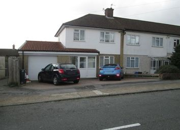 Thumbnail 3 bed end terrace house to rent in Radstock Way, Merstham, Redhill, Surrey