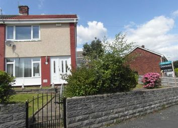 Thumbnail 2 bedroom semi-detached house for sale in Glyncollen Crescent, Ynysforgan, Swansea