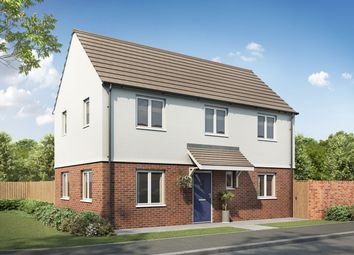 """Thumbnail 3 bed semi-detached house for sale in """"The Walker"""" at York Road, Hall Green, West Midlands, Birmingham"""
