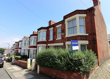 Thumbnail 4 bedroom end terrace house for sale in St. Brides Road, Wallasey