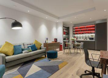 Lyell Street, London E14. 1 bed flat