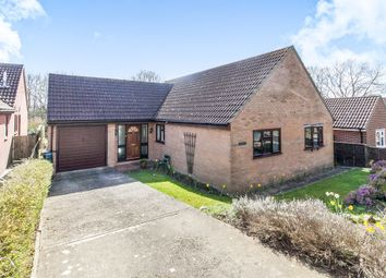 Thumbnail 3 bedroom detached bungalow for sale in Churchfield, Monks Eleigh, Ipswich