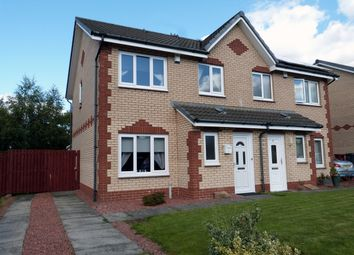 Thumbnail 3 bed semi-detached house for sale in Buller Crescent, Blantyre