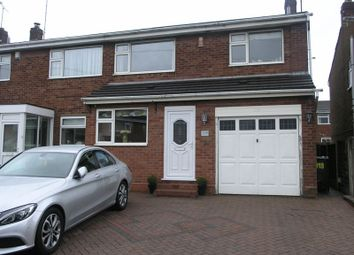Thumbnail 3 bed semi-detached house for sale in Chichester Drive, Quinton, Birmingham