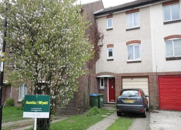 Thumbnail 4 bed town house to rent in Ranelagh Gardens, Shirley, Southampton