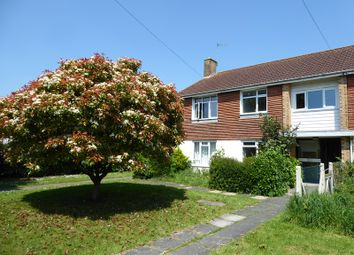 Thumbnail 2 bed flat to rent in Russel Road, Kinson, Bournemouth