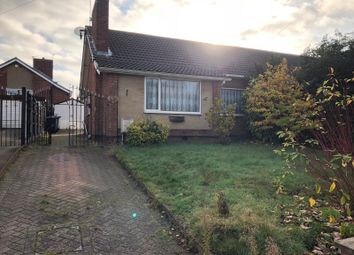 Thumbnail 2 bed semi-detached bungalow for sale in Mile End Avenue, Hatfield, Doncaster