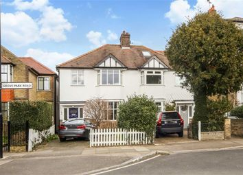 Thumbnail 5 bed property to rent in Grove Park Road, London