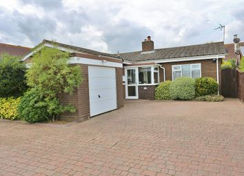 Thumbnail 3 bed detached bungalow for sale in Victoria Road, Felixstowe