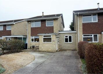 Thumbnail 4 bed detached house for sale in Kingsdown Road, Trowbridge