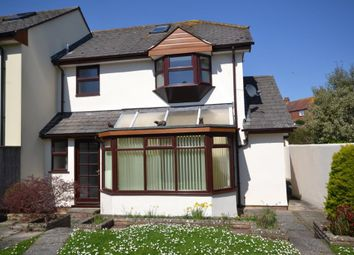 Thumbnail 2 bed semi-detached house for sale in Otter Court, Budleigh Salterton, Devon