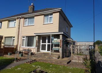 Thumbnail 3 bed semi-detached house for sale in Gestridge Road, Kingsteignton, Newton Abbot