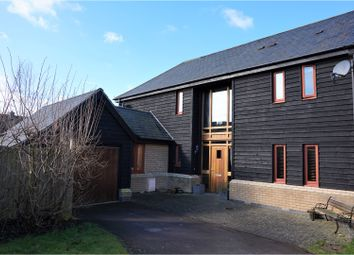 Thumbnail 3 bed semi-detached house for sale in Butchers Close, Huntingdon, Alconbury Weston